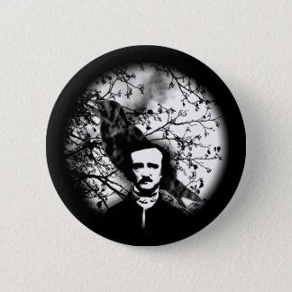 Edgar Allan Poe 'The Raven' Button