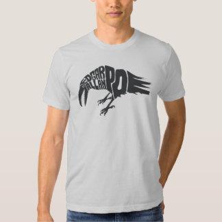 Edgar Allan Poe - The Raven Tee Shirt