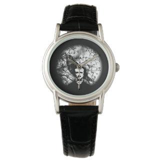 Edgar Allan Poe 'The Raven' Wrist Watches