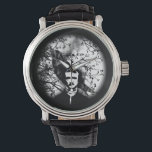 "Edgar Allan Poe &#39;The Raven&#39; Wristwatch<br><div class=""desc"">The perfect gift for fans of Edgar Allan Poe,  or horror literature in general</div>"