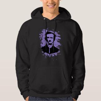 Edgar Allan Poe tributes (violet) Hoodie
