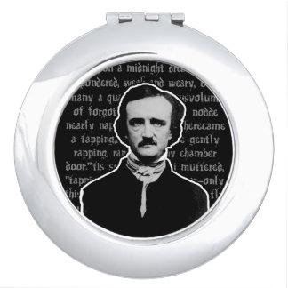 Edgar Allan Poe Vanity Mirror