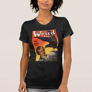 Edgar Allan Poe Weird Tales Cover T-Shirt