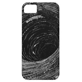 Edgar Allan Poe's Descent into the Maelstrom iPhone 5 Covers