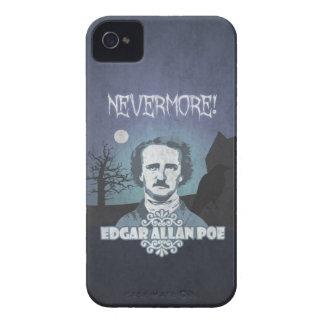 Edgar Allan Poe's Nevermore iPhone 4 Case-Mate Case