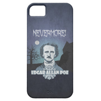 Edgar Allan Poe's Nevermore iPhone SE/5/5s Case