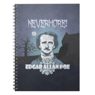 Edgar Allan Poe's Nevermore Notebook