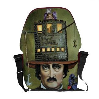 Edgar Allen Poe Bolsa Messenger