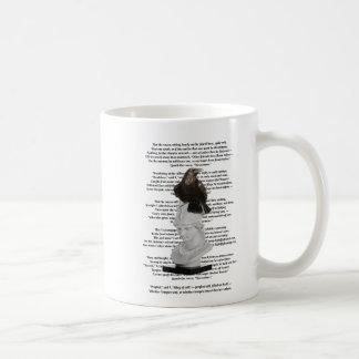 Edgar Allen Poe el poema del cuervo Tazas De Café