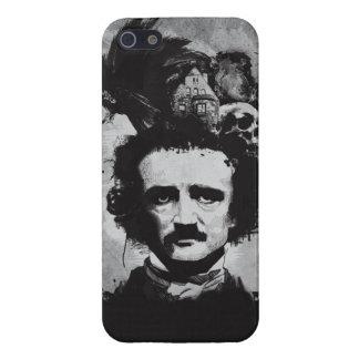 Edgar Allen Poe iPhone Case Cases For iPhone 5
