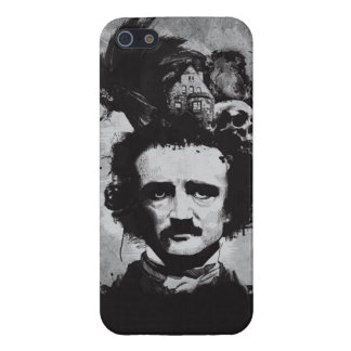 Edgar Allen Poe iPhone Case iPhone 5 Case