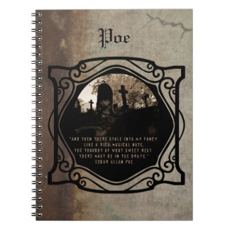 Edgar Allen Poe Note Book