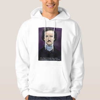 """Edgar Allen Poe """"Once Upon A Midnight Dreary"""" The  Pullover"""