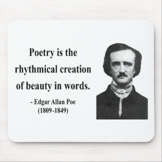 Edgar Allen Poe Quote 5b Mouse Pad