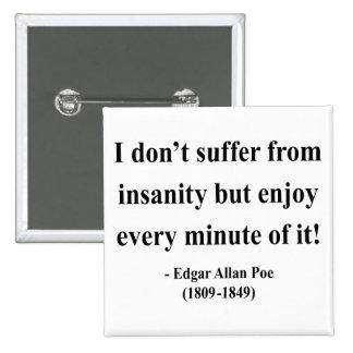 Edgar Allen Poe Quote 6a Pins