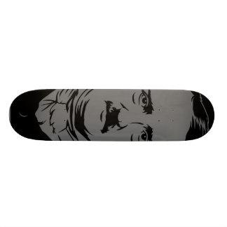 Edgar Allen Poe Raven Skateboard