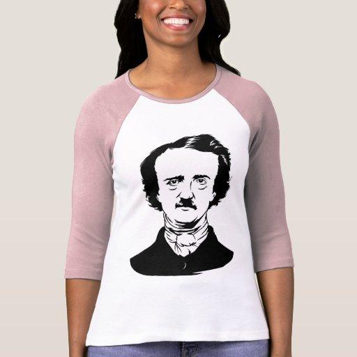 Edgar Allen Poe Raven Tee Shirt