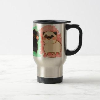 Edgar and Maya Travel Mug