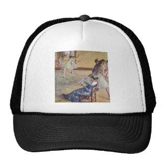 Edgar Degas - aceite de señora Cardinal 1878 de la Gorro