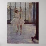 Edgar Degas - aceite del fotógrafo 1877-78 del bai Impresiones