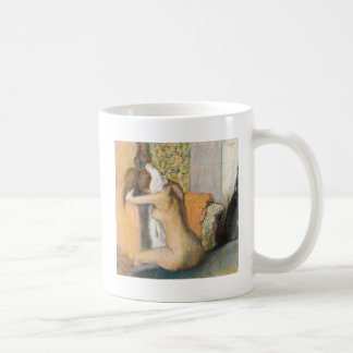 Edgar Degas | After the Bath, Woman Drying Neck Coffee Mug