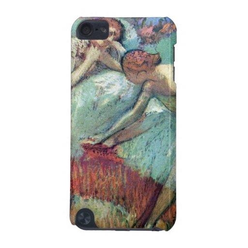 Edgar Degas - bailarines en verde