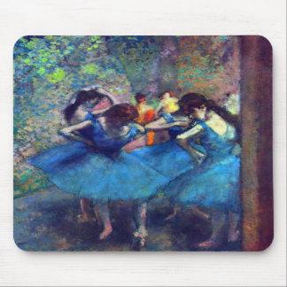 Edgar Degas - bailarines Tapete De Ratón
