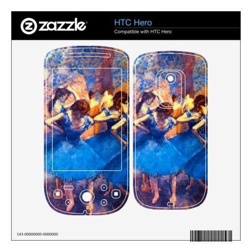 Edgar Degas - Ballerine HTC Hero Skins