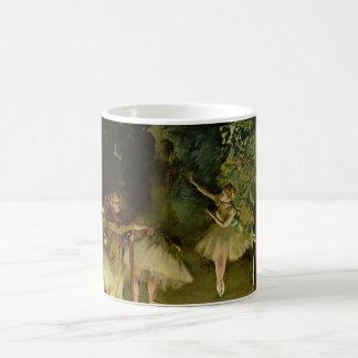 Edgar Degas - Ballet 1875 Dancer Dance girls tutu Coffee Mug