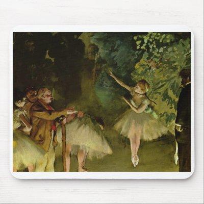 edgar degas   ballet 1875