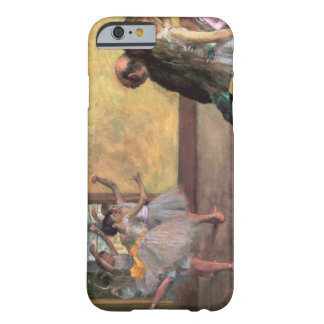Edgar Degas Ballet Class Barely There iPhone 6 Case