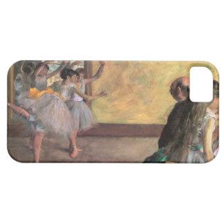 Edgar Degas Ballet Class iPhone SE/5/5s Case