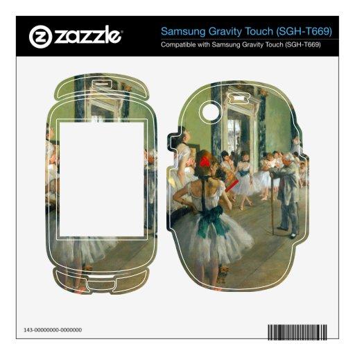 Edgar Degas - Ballet Class Samsung Gravity Touch Skin