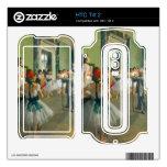 Edgar Degas - Ballet Class Skins For The HTC Tilt 2