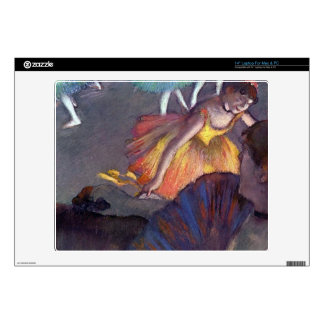 "Edgar Degas - Ballet from a box view Skin For 14"" Laptop"