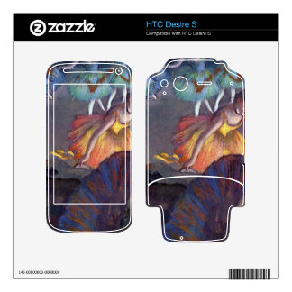 Edgar Degas - Ballet from a box view Skin For The HTC Desire S