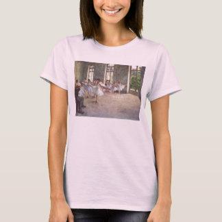 Edgar Degas - Ballet Rehearsal Class 1873 oil T-Shirt