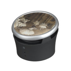 Edgar Degas | Ballet Rehearsal On Stage Bluetooth Speaker at Zazzle