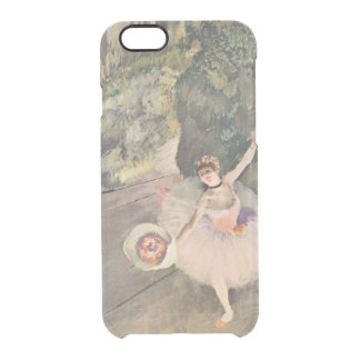 Edgar Degas | Ballet Rehearsal On Stage Clear iPhone 6/6S Case