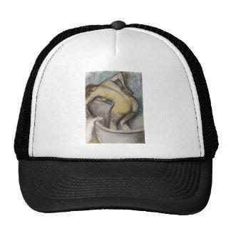 Edgar Degas - Bath Woman Supporting Back 1887 Trucker Hat