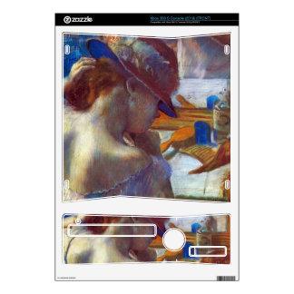 Edgar Degas - Before the mirror Xbox 360 S Console Decal