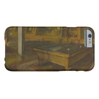 Edgar Degas - Billiard Room at Menil-Hubert Barely There iPhone 6 Case