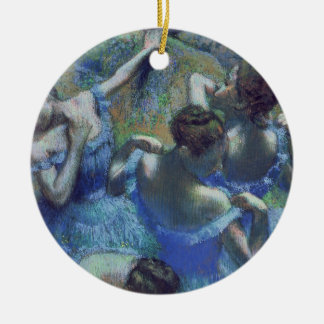 Edgar Degas | Blue Dancers, c.1899 Ceramic Ornament