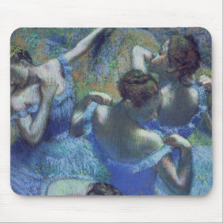 Edgar Degas | Blue Dancers, c.1899 Mouse Pad