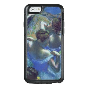 Edgar Degas | Blue Dancers  C.1899 Otterbox Iphone 6/6s Case by bridgemanimages at Zazzle