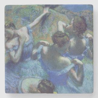 Edgar Degas | Blue Dancers, c.1899 Stone Coaster
