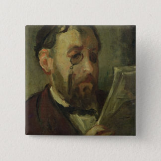 Edgar Degas Button