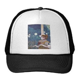 Edgar Degas - Cafe Concert Song of Dog 1875-77 Trucker Hat