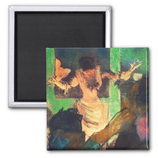 Edgar Degas - Cafe des Ambassadeurs Magnet