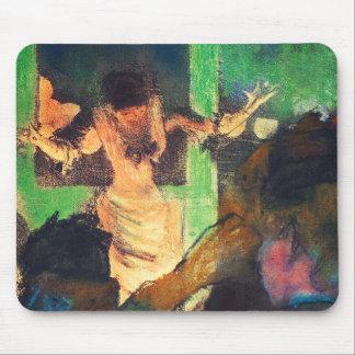 Edgar Degas - Cafe des Ambassadeurs Mouse Pad